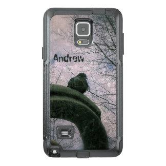 Funda OtterBox Para Samsung Note 4 Paloma triste