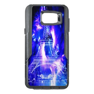 Funda OtterBox Para Samsung Note 5 Sueños Amethyst de París del zafiro
