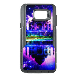 Funda OtterBox Para Samsung Note 5 Sueños iridiscentes del Taj Mahal