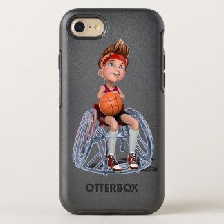 Funda OtterBox Symmetry Para iPhone 8/7 Caja adaptante del teléfono de los deportes