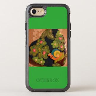 Funda OtterBox Symmetry Para iPhone 8/7 caja de la nutria del teléfono del corazón i de la