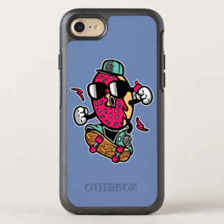 Funda OtterBox Symmetry Para iPhone 8/7 Caja del teléfono de Otterbox del patinador del