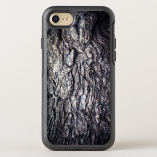Funda OtterBox Symmetry Para iPhone 8/7 Caja oscura del teléfono de la roca