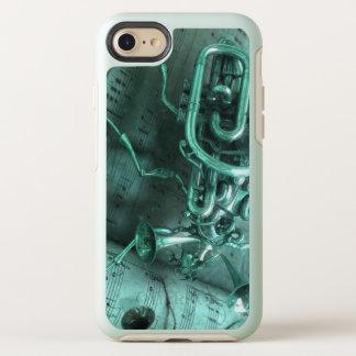 Funda OtterBox Symmetry Para iPhone 8/7 Caja verde de la nutria del caso de la cubierta