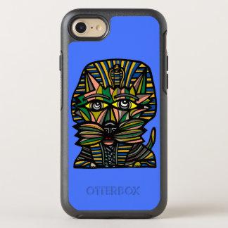"Funda OtterBox Symmetry Para iPhone 8/7 ""Caso del Kat"" Otterbox del Pharaoh"