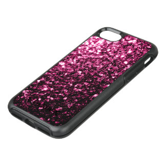 Funda OtterBox Symmetry Para iPhone 8/7 Chispas rosadas hermosas del brillo