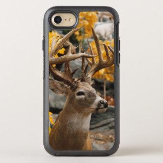 Funda OtterBox Symmetry Para iPhone 8/7 Ciervos del trofeo
