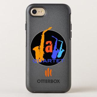 Funda OtterBox Symmetry Para iPhone 8/7 Colores del caso del iPhone del monograma O del