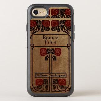 Funda OtterBox Symmetry Para iPhone 8/7 Diseño del libro del estilo de Nouveau del arte