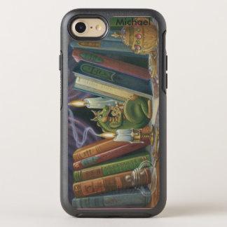 Funda OtterBox Symmetry Para iPhone 8/7 Dragón en biblioteca