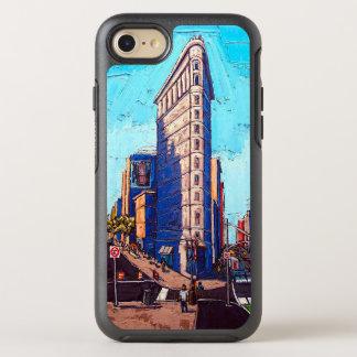 Funda OtterBox Symmetry Para iPhone 8/7 El caso del iPhone del edificio de Flatiron