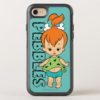 Funda OtterBox Symmetry Para iPhone 8/7 El Flintstone de los guijarros de los Flintstones