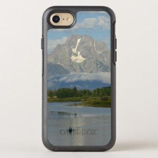 Funda OtterBox Symmetry Para iPhone 8/7 El Kayaking en el parque nacional magnífico de