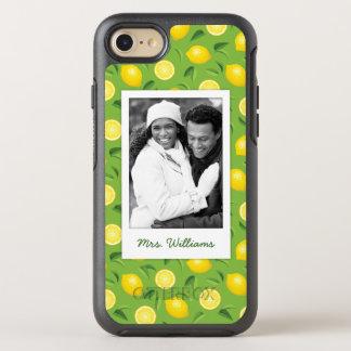 Funda OtterBox Symmetry Para iPhone 8/7 El modelo amarillo brillante el   del limón añade