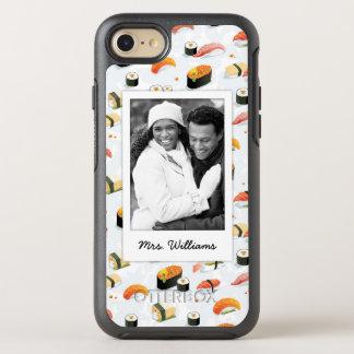 Funda OtterBox Symmetry Para iPhone 8/7 El modelo japonés el | del sushi de la comida el |