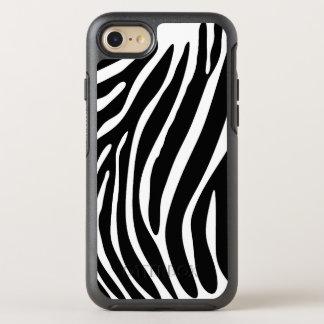 Funda OtterBox Symmetry Para iPhone 8/7 Estampado de zebra