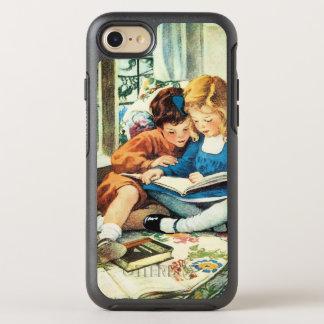 Funda OtterBox Symmetry Para iPhone 8/7 Felices Navidad de Jessie Willcox Smith