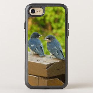 Funda OtterBox Symmetry Para iPhone 8/7 Fotografía del pájaro de la naturaleza de los