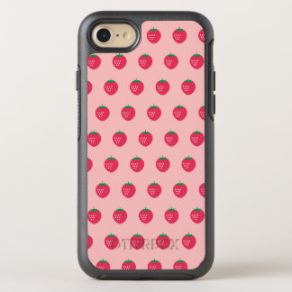 Funda OtterBox Symmetry Para iPhone 8/7 Impresión de la fresa