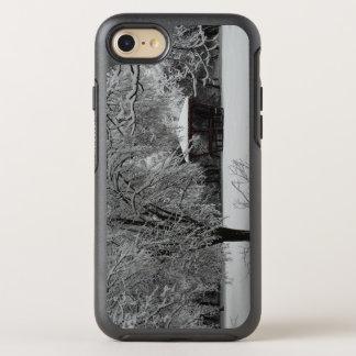 Funda OtterBox Symmetry Para iPhone 8/7 iPhone de Apple de la foto del invierno 8/7 caso