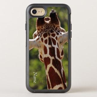 Funda OtterBox Symmetry Para iPhone 8/7 Jirafa
