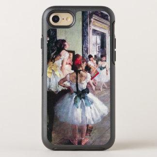 Funda OtterBox Symmetry Para iPhone 8/7 La clase de danza de Edgar Degas, arte del ballet