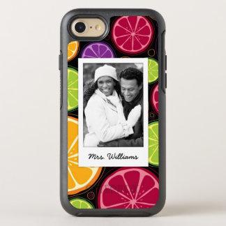 Funda OtterBox Symmetry Para iPhone 8/7 La fruta cítrica coloreada multi el | añade su