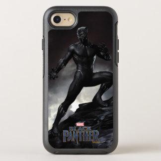 Funda OtterBox Symmetry Para iPhone 8/7 La pantera negra el | agarra hacia fuera