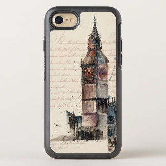 Funda OtterBox Symmetry Para iPhone 8/7 Letras de Big Ben