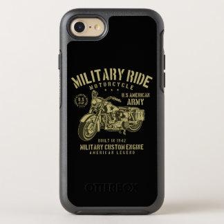 Funda OtterBox Symmetry Para iPhone 8/7 Los militares montan la caja del teléfono de