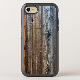 Funda OtterBox Symmetry Para iPhone 8/7 Madera rústica