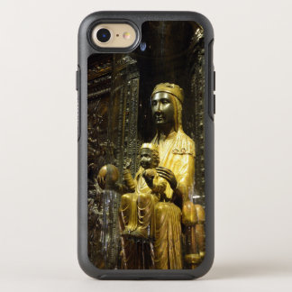 Funda OtterBox Symmetry Para iPhone 8/7 Madonna negro Montserrat