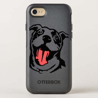 Funda OtterBox Symmetry Para iPhone 8/7 Matón/pitbull americanos