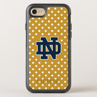 Funda OtterBox Symmetry Para iPhone 8/7 Mini lunares de Notre Dame el |
