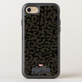 Funda OtterBox Symmetry Para iPhone 8/7 Modelo de la pantera de la pantera negra el | Erik
