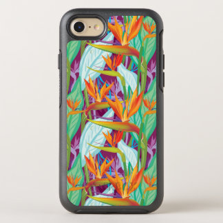 Funda OtterBox Symmetry Para iPhone 8/7 Modelo del Strelitzia