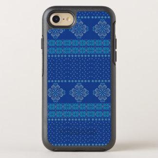 Funda OtterBox Symmetry Para iPhone 8/7 Modelo hecho punto navidad