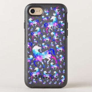Funda OtterBox Symmetry Para iPhone 8/7 Modelo mágico del espacio del universo del