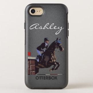 Funda OtterBox Symmetry Para iPhone 8/7 Muestre el salto