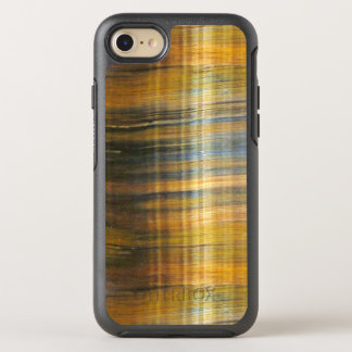 Funda OtterBox Symmetry Para iPhone 8/7 Ojo de los tigres
