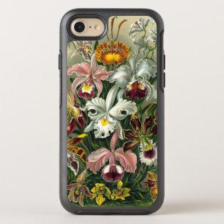 Funda OtterBox Symmetry Para iPhone 8/7 Orquídeas de Ernst Haeckel, flores de la selva
