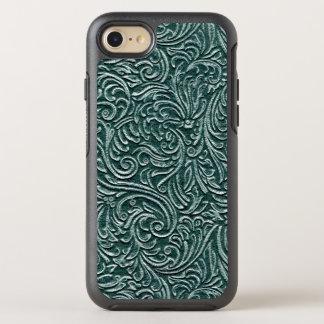 Funda OtterBox Symmetry Para iPhone 8/7 País del modelo de Scrollwork del vintage de