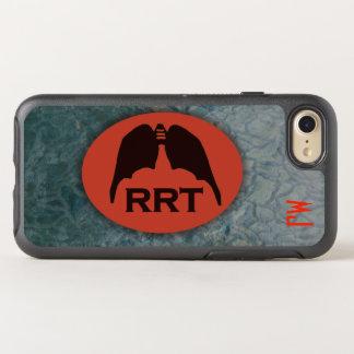 Funda OtterBox Symmetry Para iPhone 8/7 PERSONALIZABLE RESPIRATORIO de RRT por