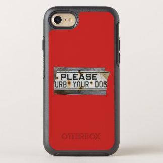 Funda OtterBox Symmetry Para iPhone 8/7 Por favor urb del `