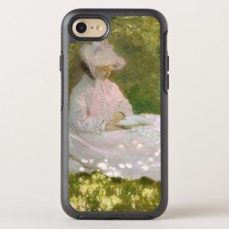Funda OtterBox Symmetry Para iPhone 8/7 Primavera de Claude Monet