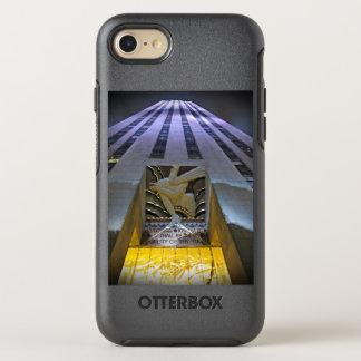 Funda OtterBox Symmetry Para iPhone 8/7 Puente maravilloso de Manhattan - de Queensboro