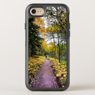 Funda OtterBox Symmetry Para iPhone 8/7 Rastro del paso de Swiftcurrent - Parque Nacional