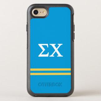 Funda OtterBox Symmetry Para iPhone 8/7 Raya del deporte de la ji el | de la sigma