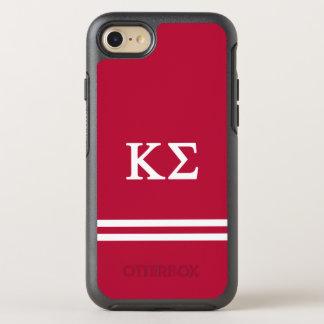 Funda OtterBox Symmetry Para iPhone 8/7 Raya del deporte de la sigma el | de Kappa