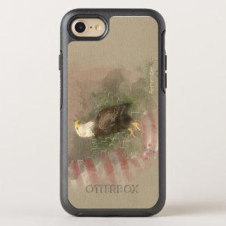 Funda OtterBox Symmetry Para iPhone 8/7 recuerde el coste de libertad